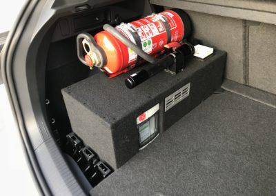 Kofferraumausbau Tiguan