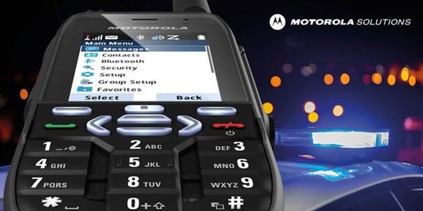 Motorola MXP600FuG BOS jetzt verfügbar