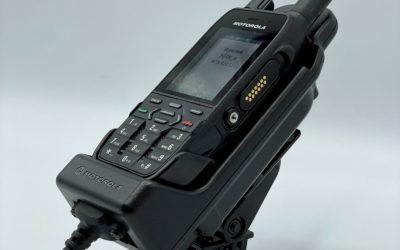 neue Motorola KFZ-Ladehalterung für das MXP600
